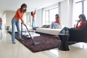 Dịch vụ vệ sinh toàn bộ nhà
